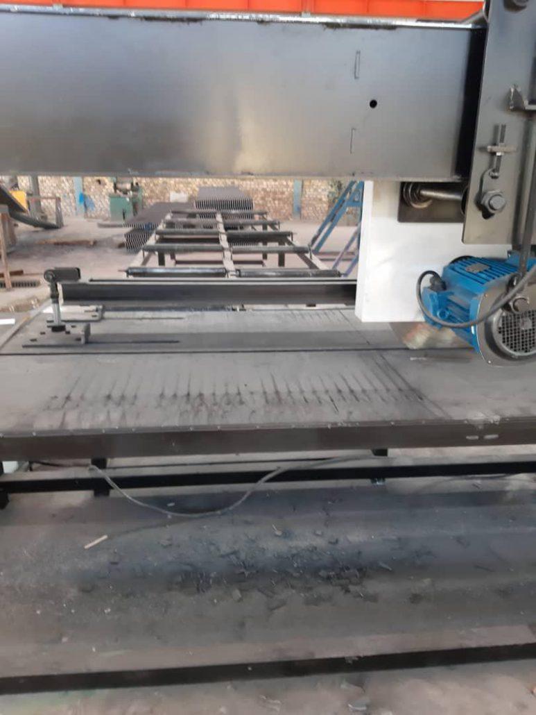 پروژه گریتینگ فولاد اردکان -01