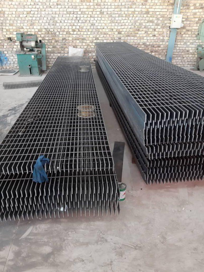 پروژه گریتینگ فولاد اردکان-02