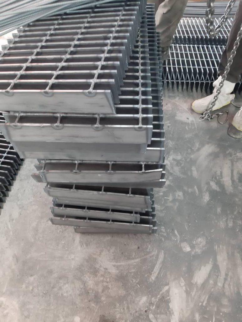 پروژه گریتینگ فولاد اردکان-03