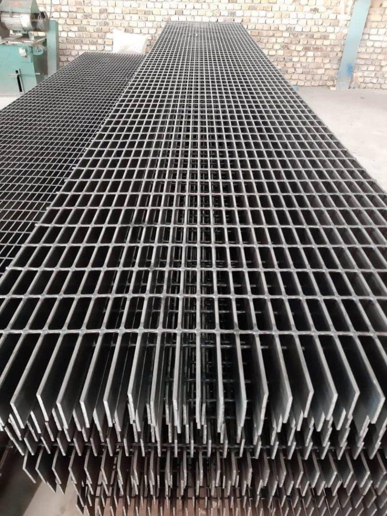 پروژه گریتینگ فولاد اردکان-06